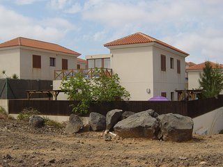 Duplex Villa near Corralejo with Air Conditioning