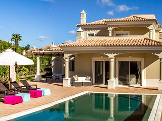 4 bedroom Villa in Vale do Lobo, Faro, Portugal : ref 5620992