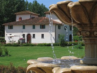 4 bedroom Villa in Reggello, Tuscany, Italy : ref 5218396
