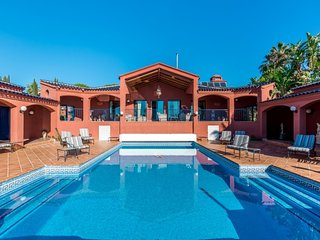 8 bedroom Villa in La Heredia, Andalusia, Spain - 5624762