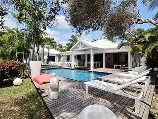 Villa Sunny- Villa de luxe vue mer 8 personnes à Saint-François