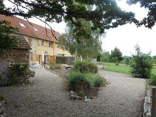 Séjour en Auvergne dans maison familiale avec Wifi