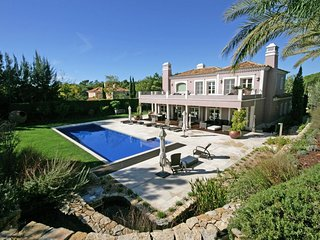 Quinta do Lago Villa Sleeps 10 with Pool and Air Con - 5620942