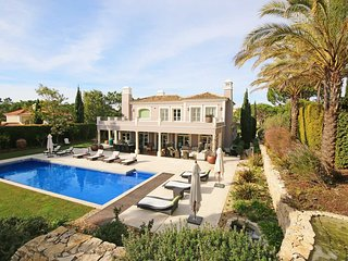 5 bedroom Villa in Quinta do Lago, Faro, Portugal : ref 5620942