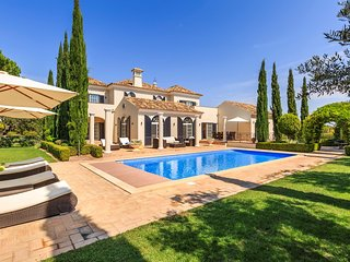 5 bedroom Villa in Almancil, Faro, Portugal : ref 5620906