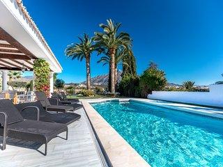 5 bedroom Villa in Fuente Nueva, Andalusia, Spain : ref 5624766