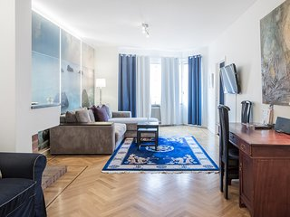 (B) One bedroom apartment with balcony