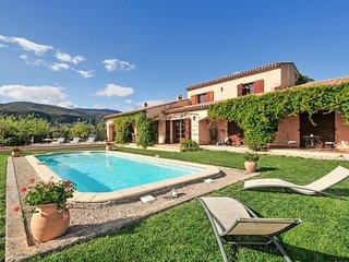 4 bedroom Villa in Le Plan-de-Grasse, Provence-Alpes-Cote d'Azur, France : ref 5