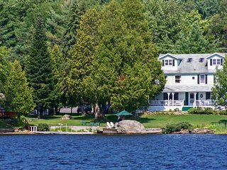 3-Unit Property w/2 Docks on Lower Chateaugay Lake