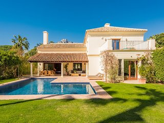 Fantastic Villa in Nagueles, Marbella