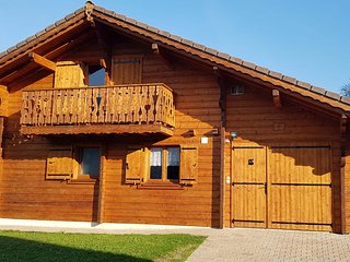 Chalet 10 pers. 4 ch.  Classe  ** Morillon Village Domaine skiable Grand Massif
