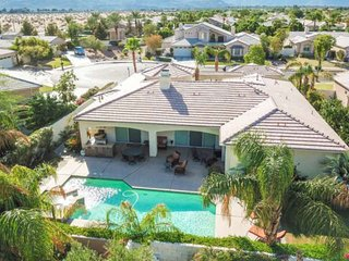 Diamond of the Desert! Stunning Home with Private Pool, Spa, & Casita. Lighted t
