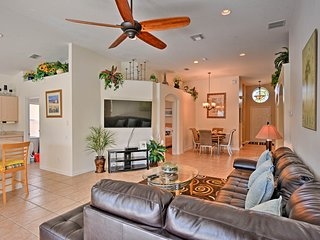 Kissimmee Home w/ Pool in Gated Community!
