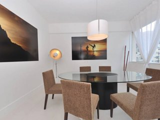 Luxury flat on the corner of Copacabana beach (J)