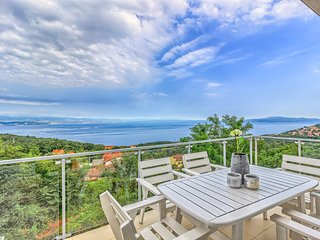 5 Bedroom SeaView Villa close to Opatija