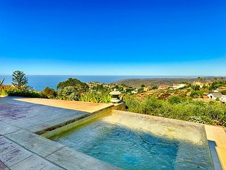 Breath-Taking Ocean & Catalina Views,  Infinity Pool/Spa, A/C & Pet Friendly!