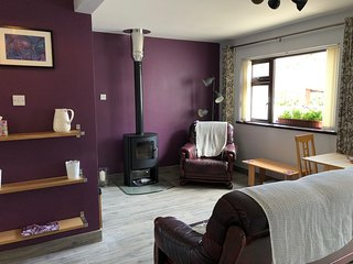 A fourteen,  Luxury 2 bedroom Self Catering Accommodation with private garden