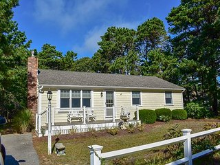 Come enjoy Cape Cod in this 3 bedroom, 2 bath home on a quiet cul de sac