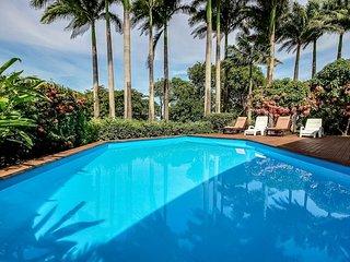 Villa Rosa 3 chambres, piscine privée à proximité des plages de Deshaies
