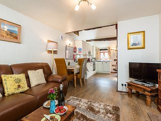 Stunning downstairs with open plan living and dining areas