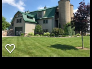 Barn Stay, vacation rental in Oshkosh