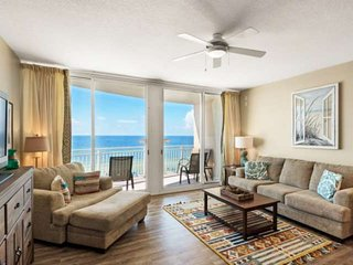 4th Floor Gulf Front Balcony Free Wifi Walk to Pier Park Free Fun Included, Aqua