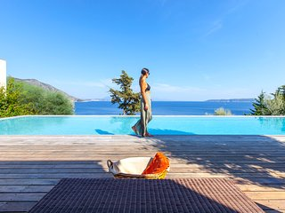 The most luxurious villa in Lefkada perfect for a group of families