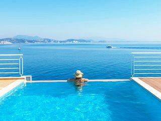 Seafront Luxury Villa in Sivota Lefkada