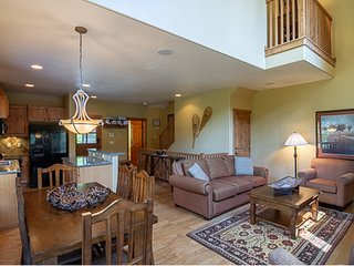 Golden Bear | Tamarack Resort | Sleeps 6