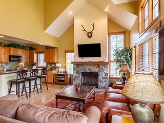 Powderhound | Tamarack Resort | Sleeps 8