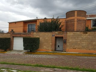 Casa Colonial En Almoloya De Juárez
