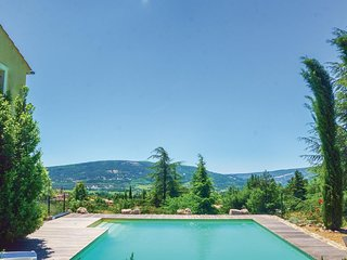 4 bedroom Villa in Saint-Étienne-les-Orgues, Provence-Alpes-Côte d'Azur, France