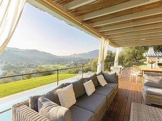 4 bedroom Villa in Luciano, Tuscany, Italy - 5679513