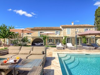 5 bedroom Villa in Lagoy, Provence-Alpes-Cote d'Azur, France : ref 5680222