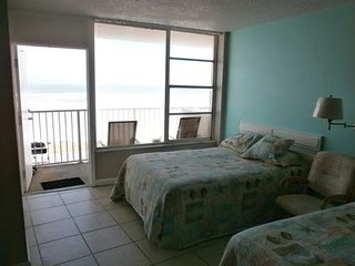 DIRECT OCEANFRONT AFFORDABLE DAYTONA BEACH CONDO