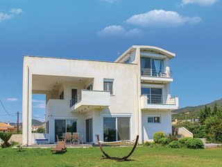 4 bedroom Villa in Loutra Oraias Elenis, Peloponnese, Greece : ref 5678408