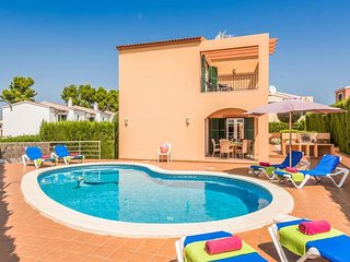 3 bedroom Villa in Cala Galdana, Balearic Islands, Spain : ref 5479283