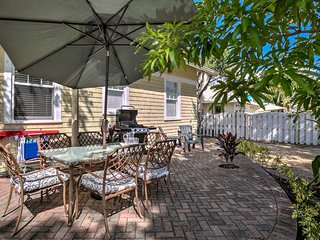 NEW! Downtown Stuart Home -Mins to Beach & Dining!