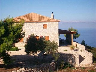 6 bedroom Villa in Ano Volimes, Ionian Islands, Greece : ref 5679551