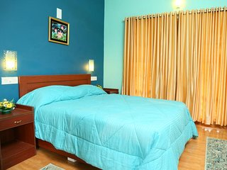 Munnar Blue Mist Cottage - Bedroom 2
