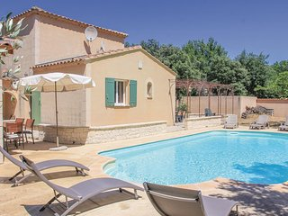 3 bedroom Villa in Saint-Didier, Provence-Alpes-Côte d'Azur, France : ref 567832