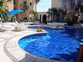 COZY CONDO CLOSE TO THE BEACH IN CABO SAN LUCAS.