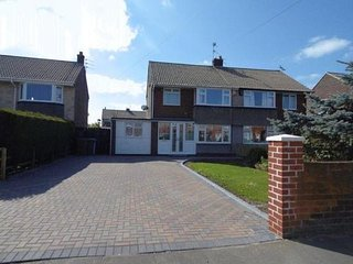 Stylish and spacious house in Blyth, Northumberland