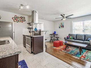 1Bd/1Ba Garage apartment OUHSC
