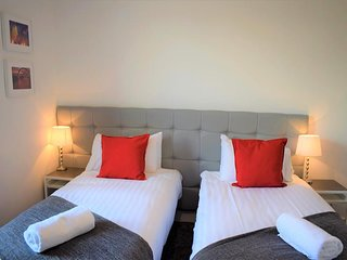 Kelpies Serviced Apartments (Standard Double Room #1)