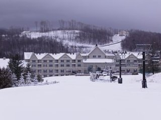 Larger Than Life 1 BR Sleeps 8 Bentley Brook Resort