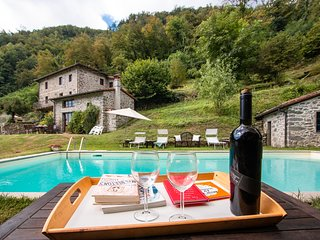 Mulino del Pita with private pool