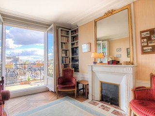 2 bedroom Apartment in Paris 14 Observatoire, Ile-de-France, France : ref 504647