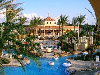 Regal Palms Resort,Tropical Swimming Pavilion
