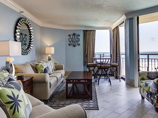 Oceanfront Suite for 6 | Private Balcony + Access to Pools and Hot Tub